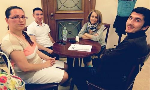Разговорный клуб в Москве